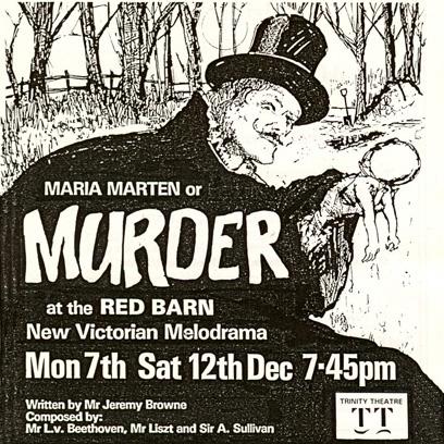 Tom Waits - Murder In The Red Barn Lyrics | MetroLyrics
