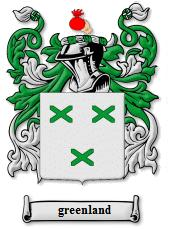 Greenland coat of arms